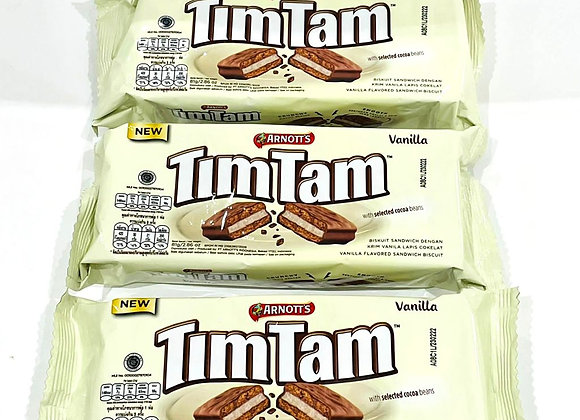 3x Tim Tam Classic Vanilla