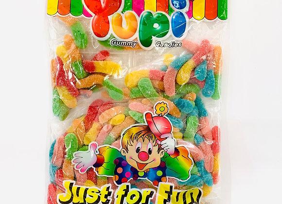Yupi Sour Worm Gummies
