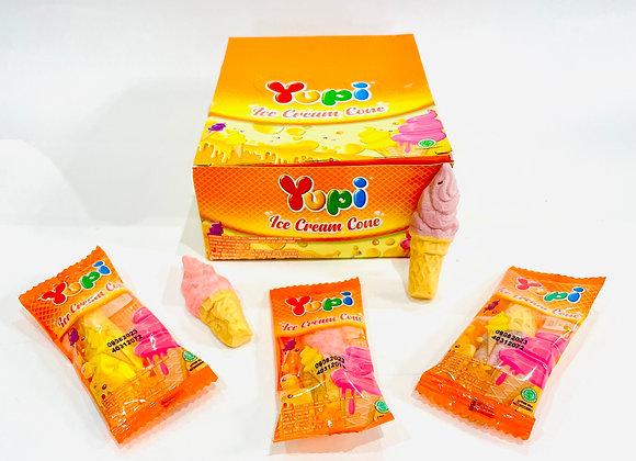 24's Yupi Ice Cream Gummies Box