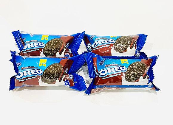 4x Chocolate Oreo