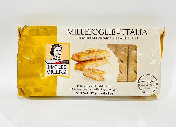 Millefoglie D'italia Classic Pastry