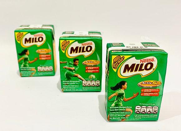 3x Mini Milo