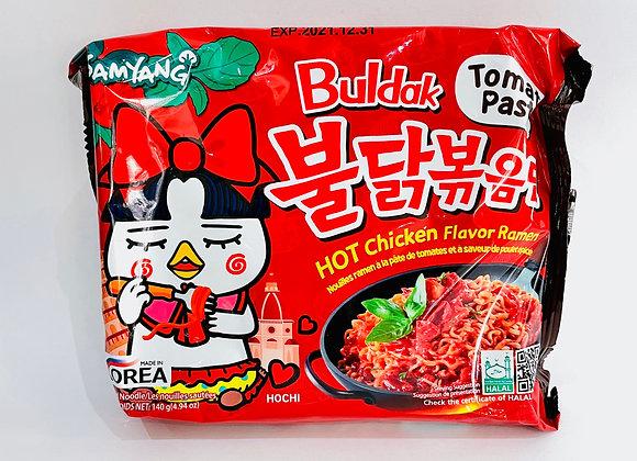 Samyang Spicy Noodles Tomato Pasta