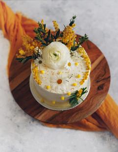 Layer cake jaune - VEGAN.jpeg
