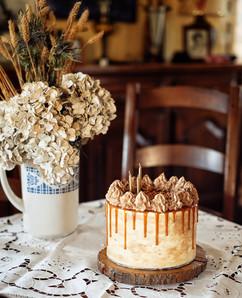 Layer cake gourmand