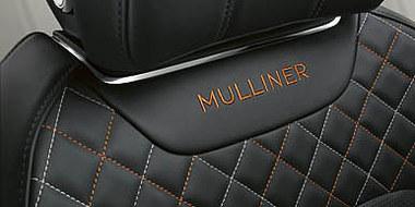 06 bentayga mulliner seat close up with