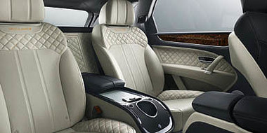 04 bentayga mulliner rear interior with