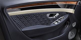 05 continental gt door interior detail 3