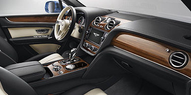 06 bentayga diesel front interior dws ga