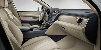 01 bentayga hybrid front interior seats