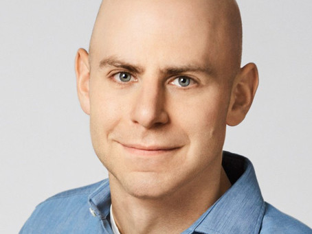 "Adam Grant, author of ""Give and Take"""