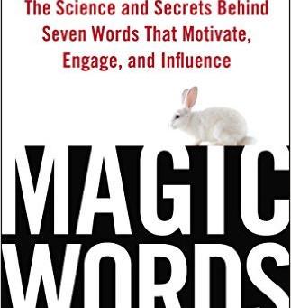 """Magic Words"" by Tim David"