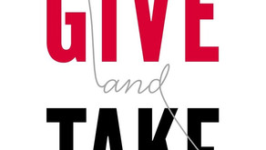 """""""Give and Take"""" by Adam Grant"""