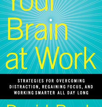"""""""Your Brain at Work"""" by David Rock"""
