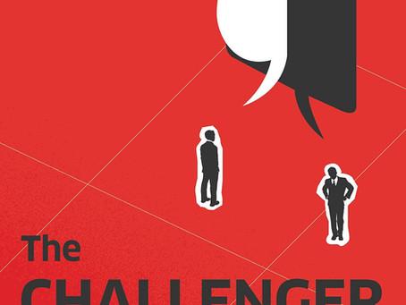 """CHALLENGER SALE"" by Matthew Dixon and Brent Adamson"