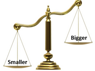 Scale is just an excuse!