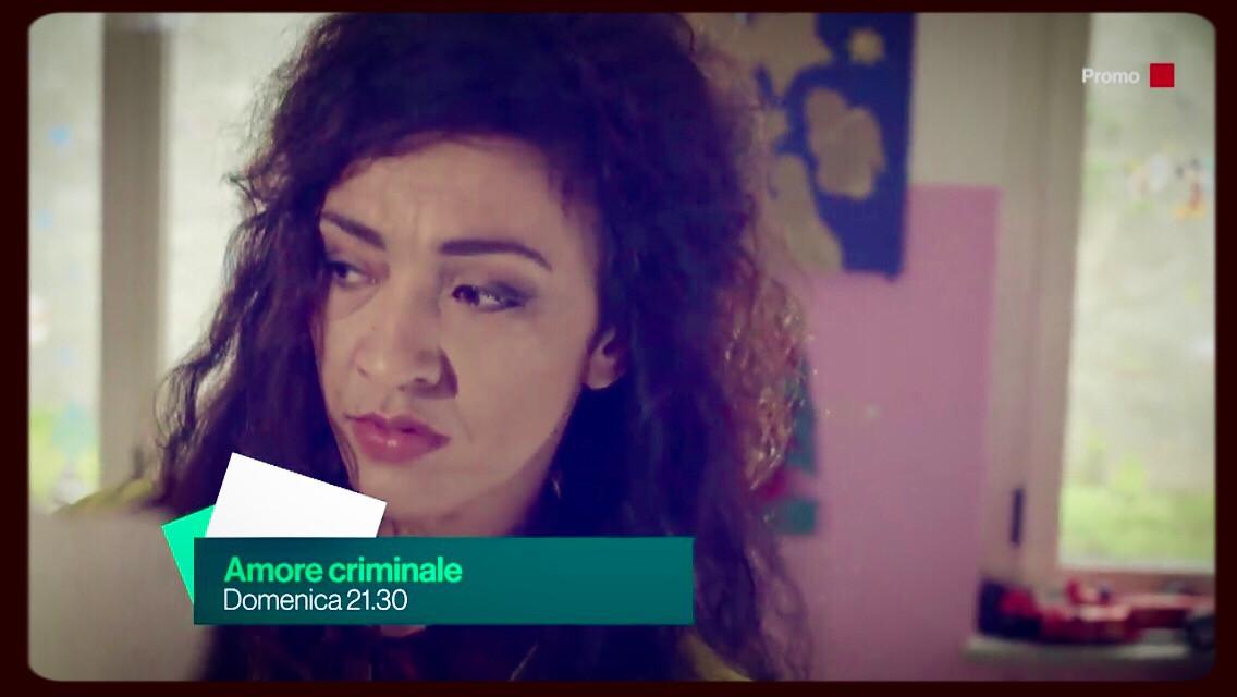 AMORE CRIMINALE   Rai 3