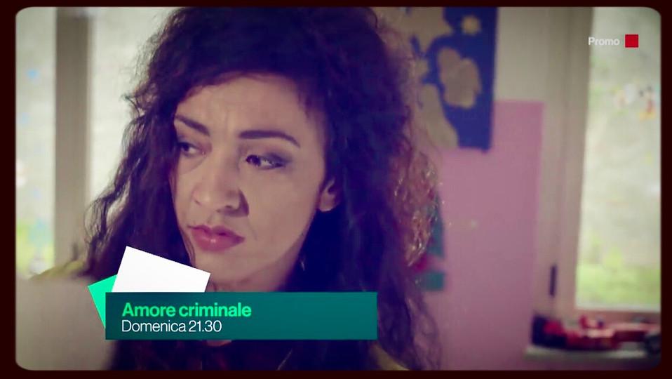 AMORE CRIMINALE | Rai 3