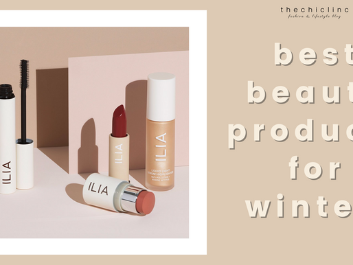 best beauty products for winter