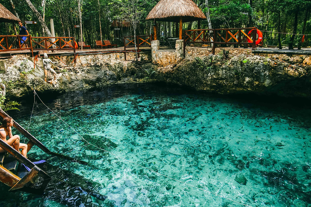 Cenote Zacil-Ha, Tulum Travel Guide