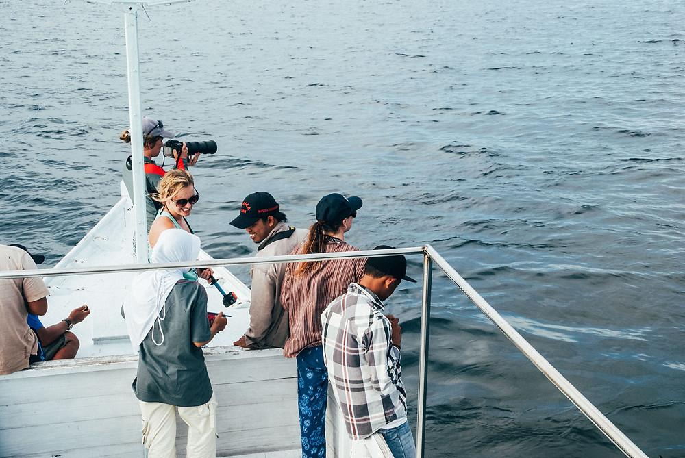 Marine Conservation volunteering, Indonesia