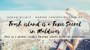 Trash Island Maldives - a toxic secret
