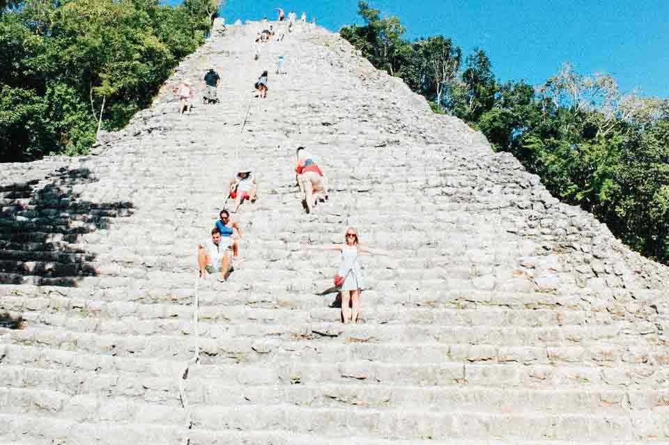 Coba Ancient Mayan city, Travel guide