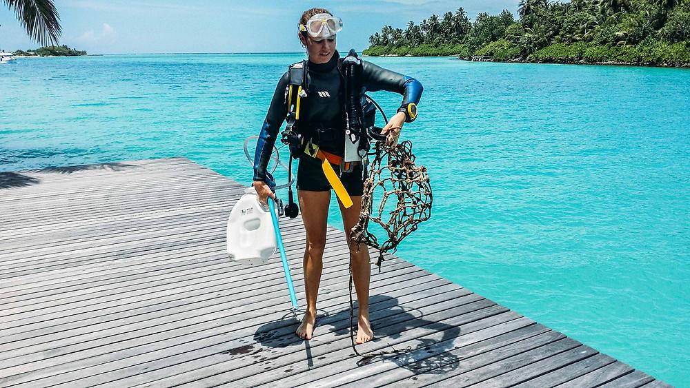 Maldives Marine Biology Internship