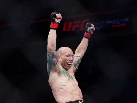 Josh Emmett has dealt with setbacks, but hopeful for late 2021 return