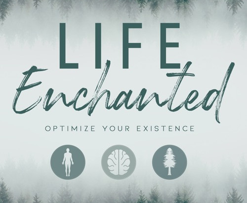 Life enchanted podcast: sensory deprivation, false self, prayer, awareness,