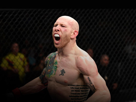 Start Your Morning With Five Random Stats About Josh Emmett