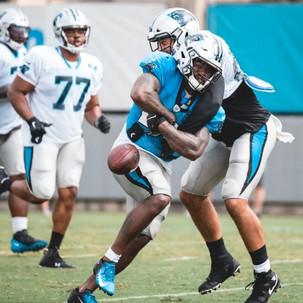 2020 Training Camp Observations: Notes from a long, physical practice - JK forced fumble