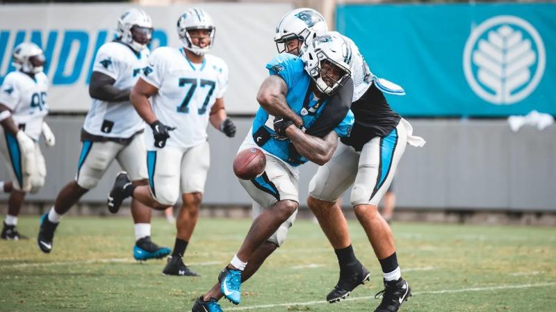 Brandon Todd / Carolina Panthers