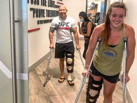 MMA's week out of the cage: Aspen Ladd, Josh Emmett undergo surgeries