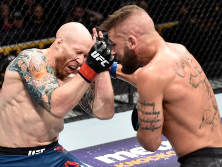 Controversy Surrounds Jeremy Stephens' Win Over Josh Emmett At UFC On FOX 28