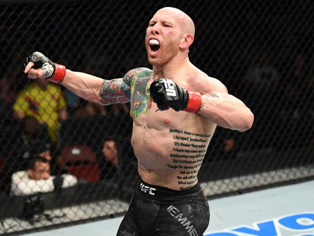 The Story Behind Josh Emmett's Incredible Victory At UFC on ESPN 11