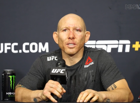 UFC on ESPN 11 bonuses: Josh Emmett vs. Shane Burgos an obvious 'Fight of the Night'