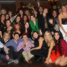 Company Party 12_21_13_ EUROPEAN WAX CEN