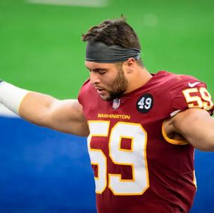 Jordan Kunaszyk is back for his third season with Ron Rivera