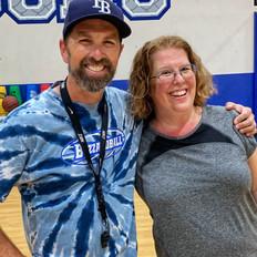 101 Tina Weatherford 50th Dodgeball Part