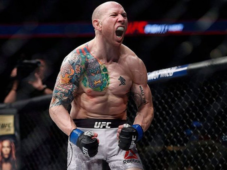 Josh Emmett is a tough match-up for any fighter in the featherweight division