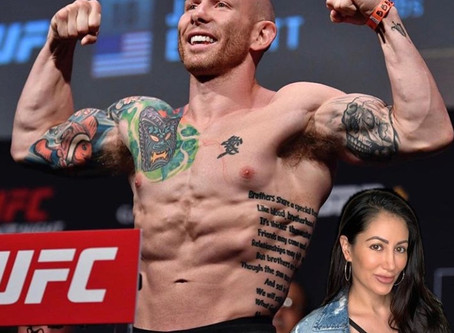 Josh Emmett on the Jenna Ben Show #79
