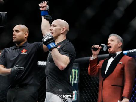 Josh Emmett to appeal UFC on FOX 28 loss to Jeremy Stephens