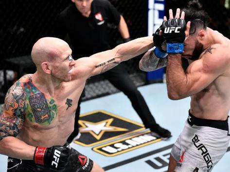 Josh Emmett vs. Dan Ige set for UFC 269
