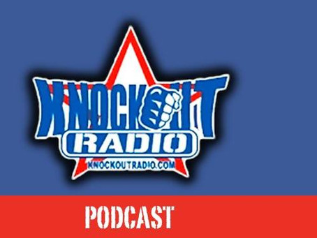 Knockout Radio Hour Two: Mike Perry, Josh Emmett, and Jim Alers