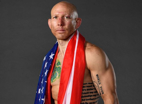 Urijah faber reflects on Josh emmett's last 10 years