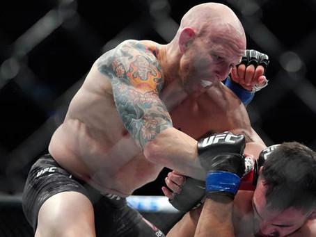 Watch Josh Emmett knock Mirsad Bektic out at UFC Fight Night Sacramento
