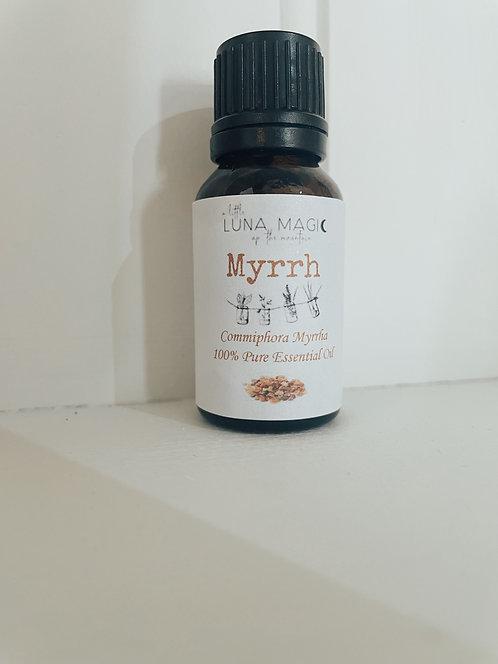 Myrrh Pure Essential Oil 15ml