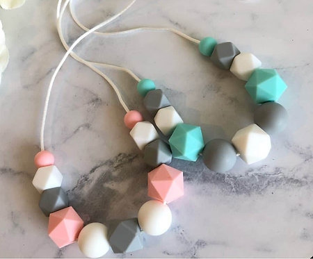 Blakey & Me Teething Necklace (for the parent)