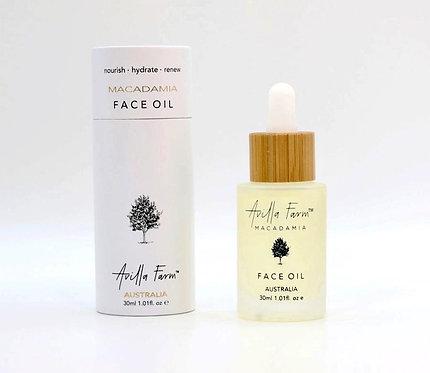 Avilla Macadamia Face Oil - 30ml